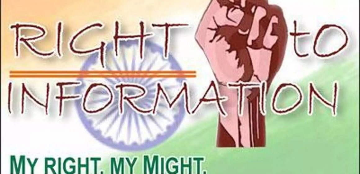 What is the Right to Information Act?